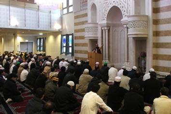 MUSLIMSK DIALOGNETTVERK